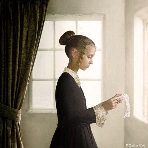 Letter fom Vermeer