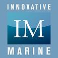 Innovative Marine Logo Blue