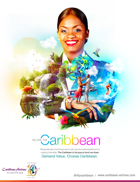 Trends among the Top Ten Brands in the Caribbean