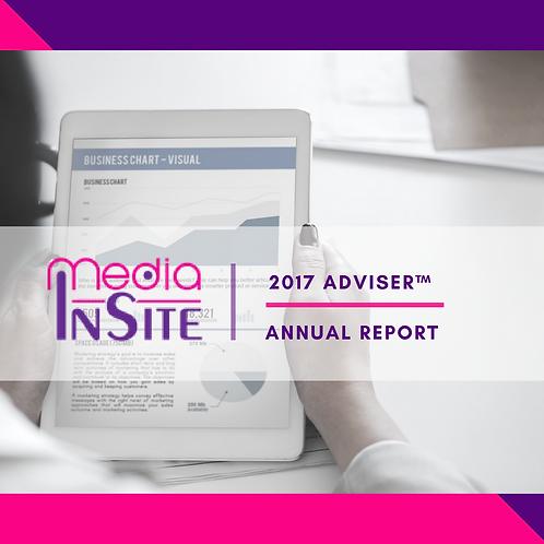 2017 Annual ADviser™ report