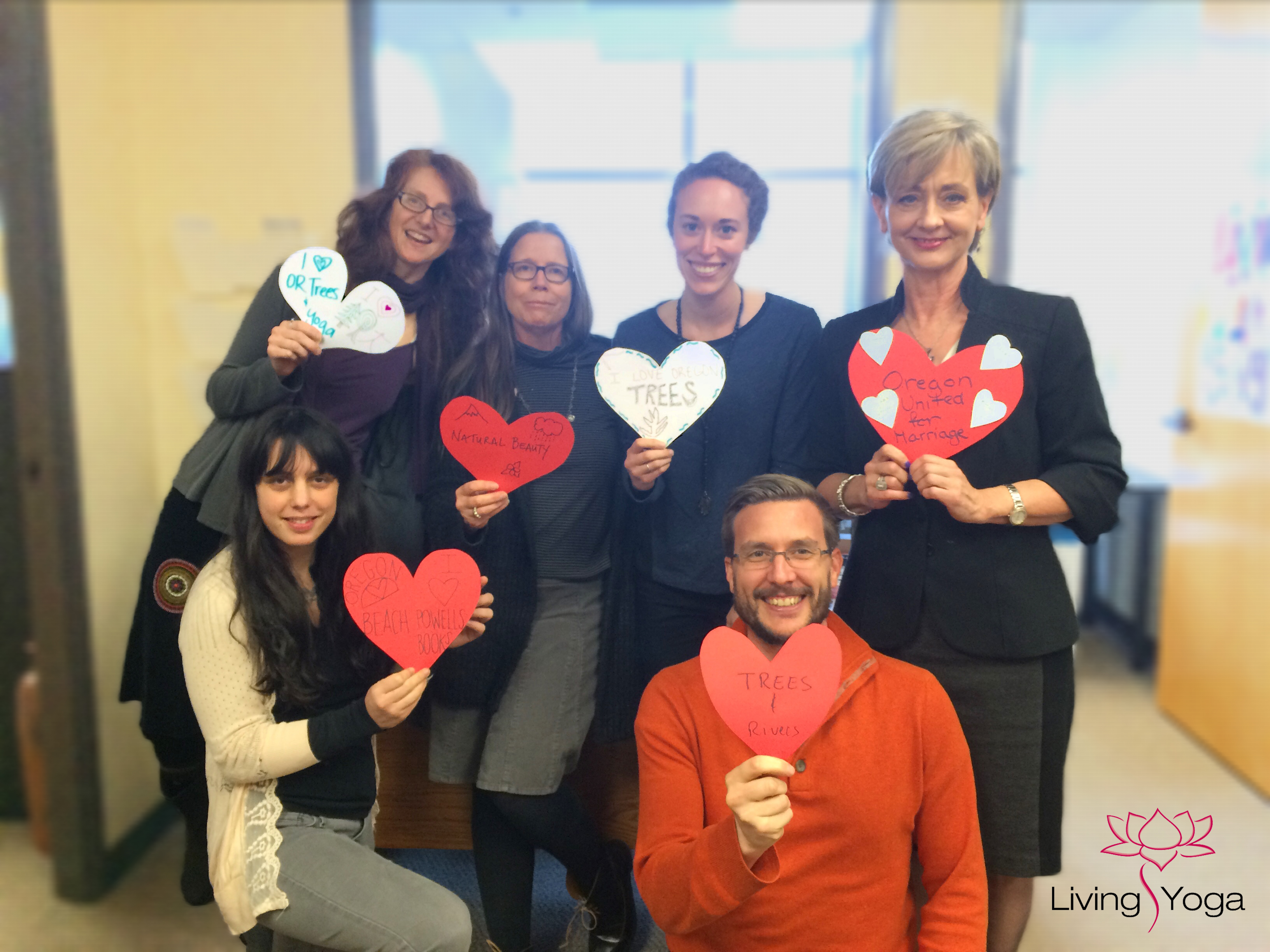 Living Yoga Interim Development Director Valentines Campaign February 2015 Fundraising on a Mission
