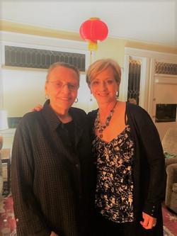 Trustee, Cindy Stiteler, of the Richard
