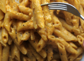 Pumpkin Penne alla Vodka