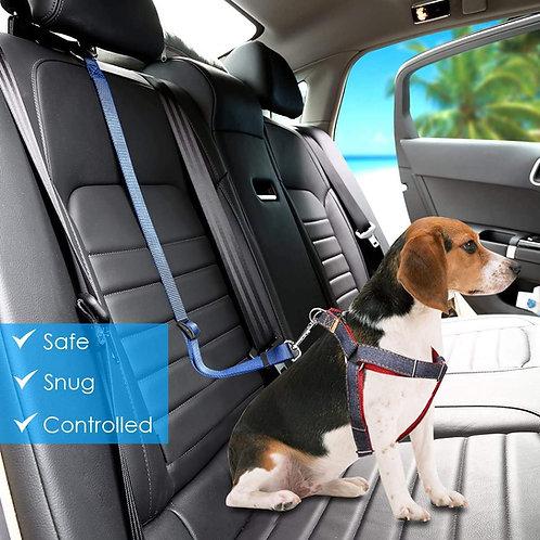 Dog Seatbelt w/loop