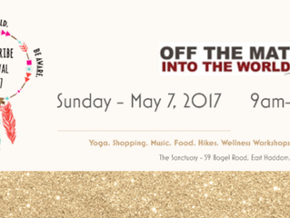 Win 2 FREE Yoga Tribe Festival Tickets