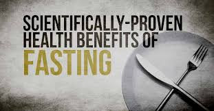 There is nothing you can do to your body that is as powerful as fasting.