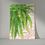 Vintage style unframed print of a Boston Fern from the Orla Ros Retro House Plants range