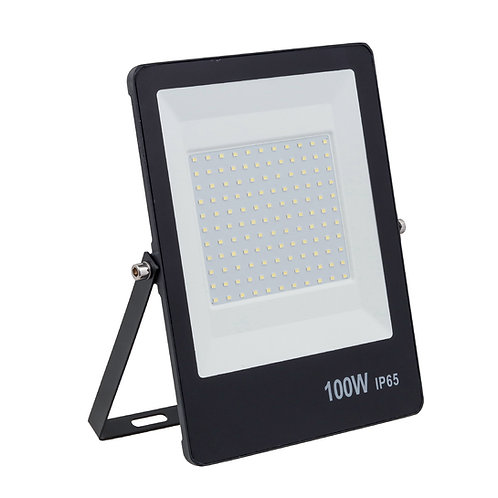 Refletor Ultrafino LED Bivolt Luz Verde 100W 8000 Lúmens
