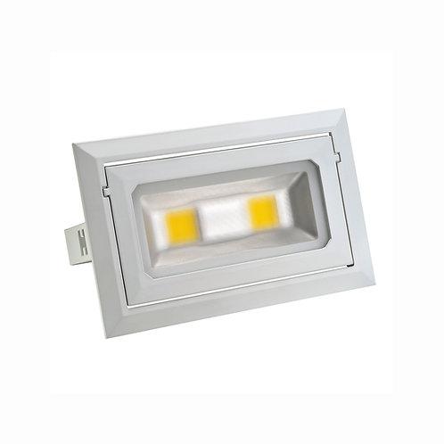 Refletor Sobrepor/Embutir 40W