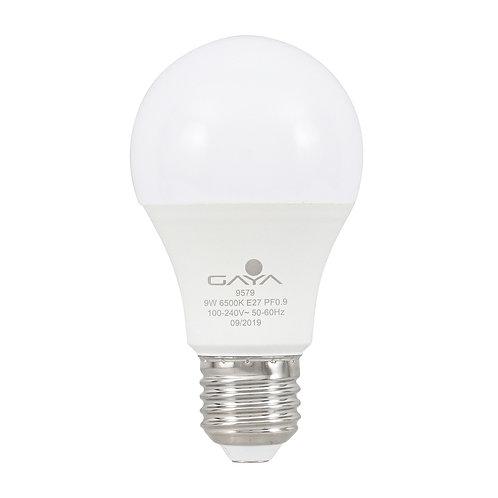 Lâmpada LED Bulbo A60 Bivolt 9W