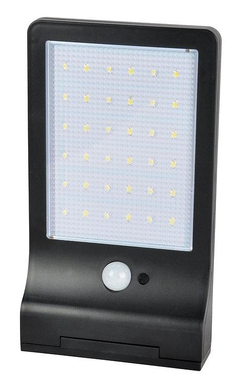 Luminaria Solar LED 7.2W