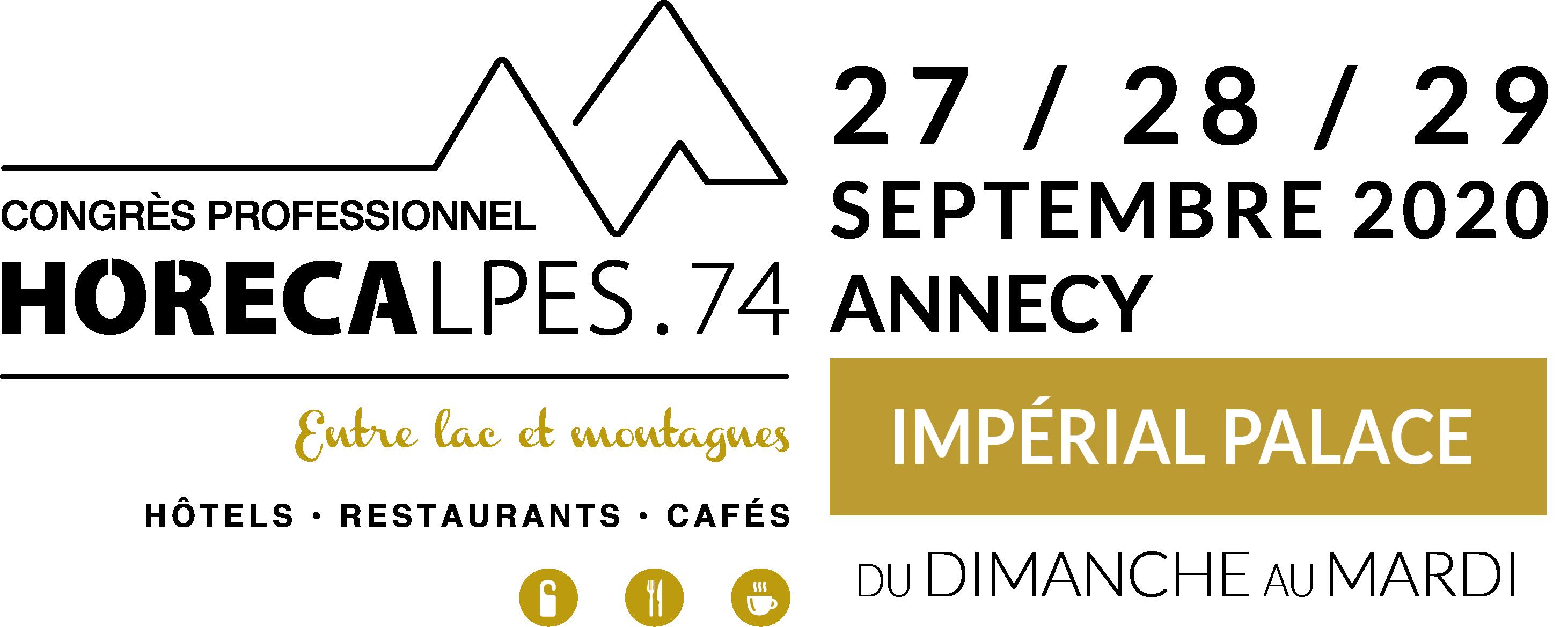 Logo + date Congrès