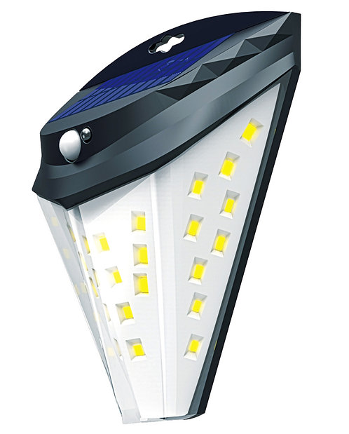 Luminaria Solar LED Prisma 4W