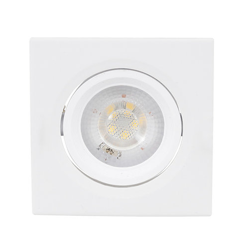 Spot LED Quadrado 5W