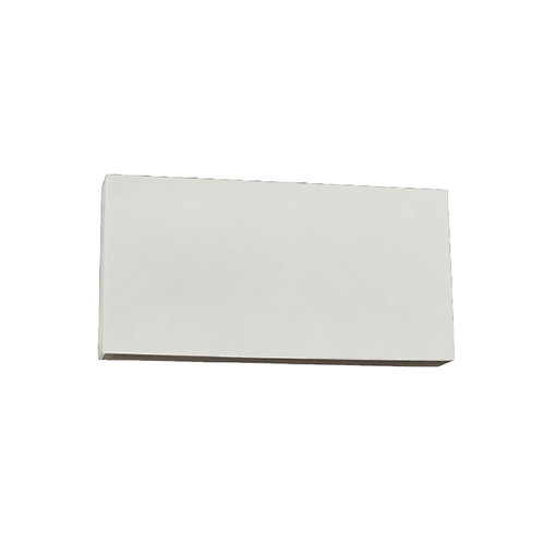 Arandela Cube Branca 8W Bivolt