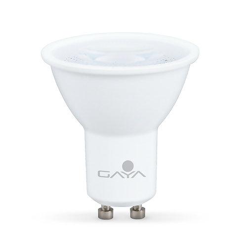 Lâmpada LED Dicróica Inteligente Smart 5W RGB e Branca