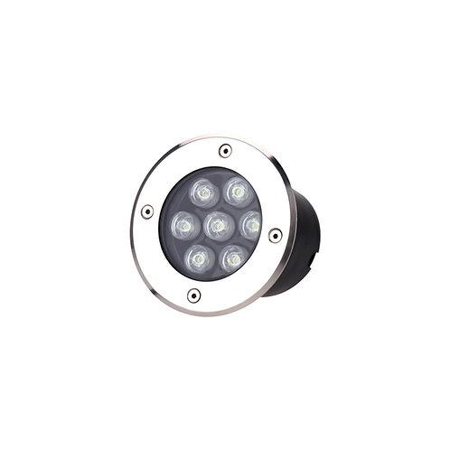 Spot Embutir LED Redondo 7W