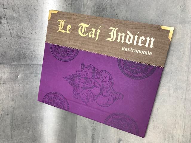 Restaurant Le Tai indien