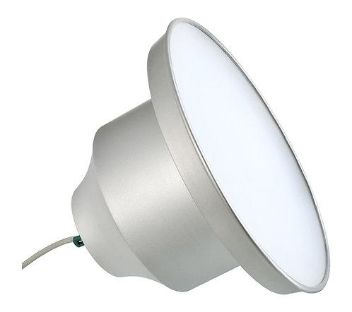 Luminária de LED High Bay - 90W-3000W - 23,5 (A)x26,0cm - BIVOLT E27