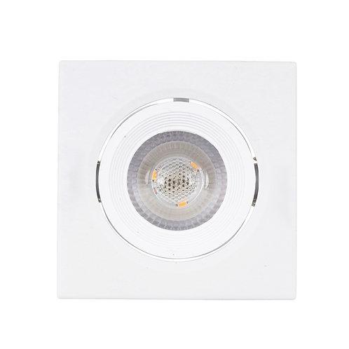 Spot LED Quadrado 3W