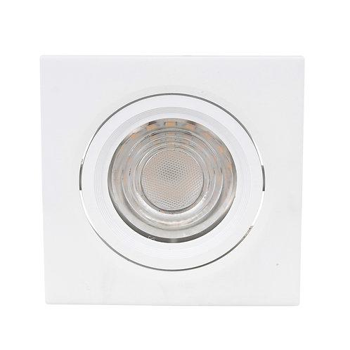 Spot LED Quadrado 12W