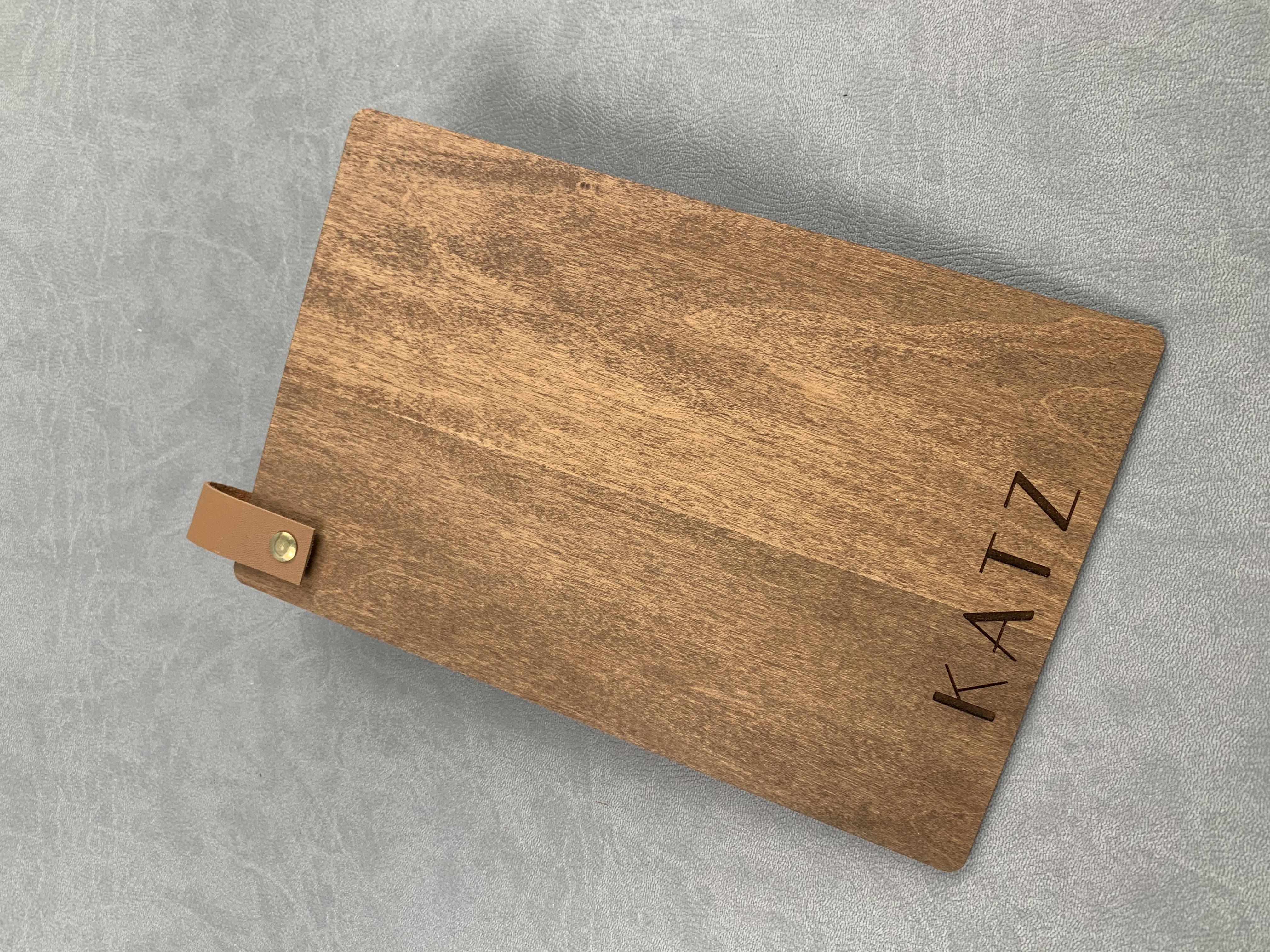 ardoise bois katz couleur brou de noix