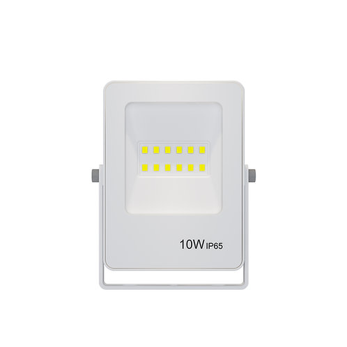 Refletor Ultrafino LED Bivolt Branco 6500K 10W 800 Lúmens