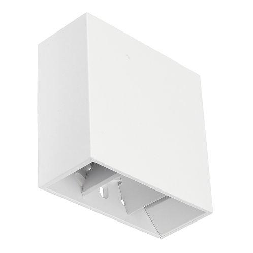 Arandela LED Focus Facho Duplo Ajustável Branca