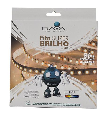 FITA LED SUPER BRILHO 2835 - Rolo 5 Metros
