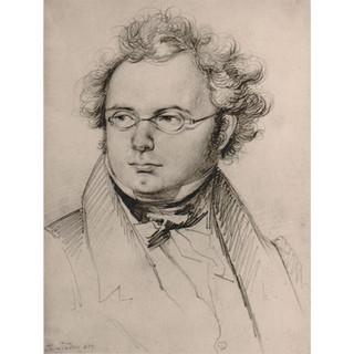 Lieder: Sketch of Schubert, 1827