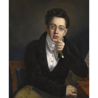 Abel: Portrait of a young man