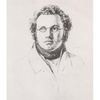 Kupelwieser: Pencil drawing, 1821