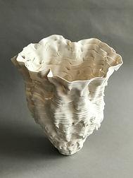 Ribbon Amphora