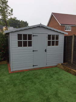 Rushden Woodford with Upgrade