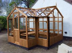 Swallow (GB) Ltd Greenhouse Bespoke