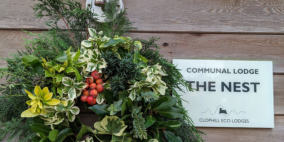 Wreath Making Workshop  SOLD OUT