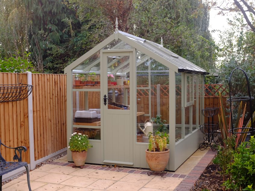 Swallow (GB) Ltd Greenhouse Bespoke