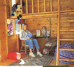 Inside Lumberjack