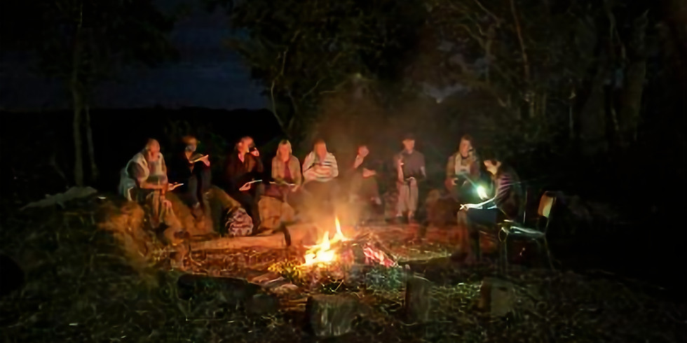 Trails & Tales Walk & Campfire (Family Friendly)