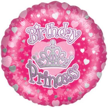 Happy Birthday Princess輕氣球