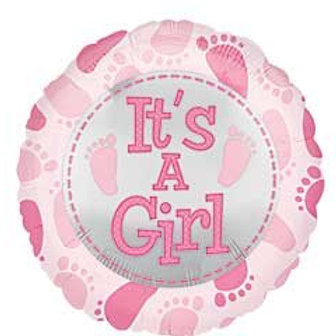It's a girl輕氣球