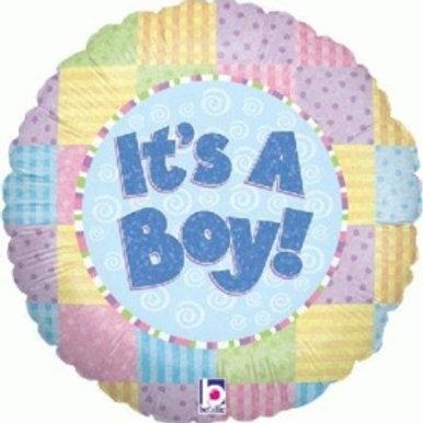 It's a boy輕氣球