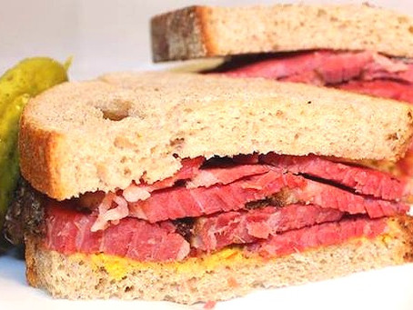 NOUS INSTAURONS LES MARDIS SMOKED MEAT !!!