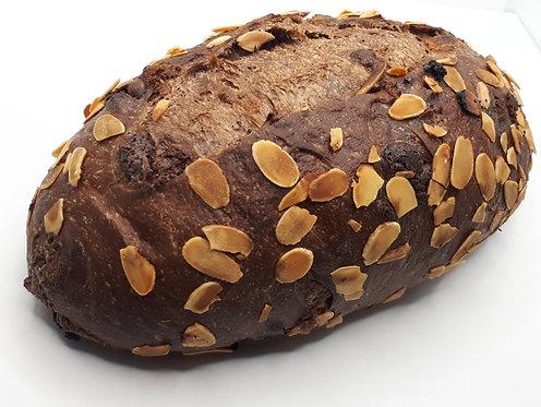 Le Terrible cacao, chocolat et pâte d'amande