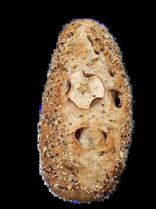LE MARCOUX! 17 grains POMMES ET NOIX DE GRENOBLE