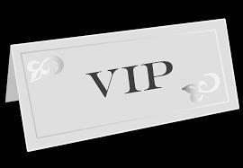 JOURNÉE VIP MERCREDI LE 9 DÉCEMBRE