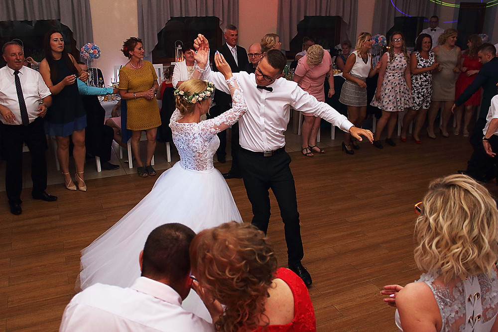 Dj na wesele gołubie marianka