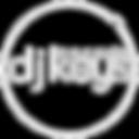 Dj Keys Logo Przezroczyste biale.png