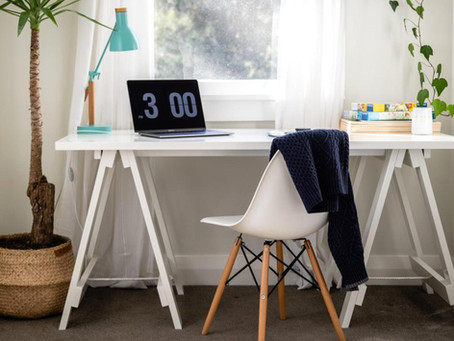 5 Ways to Elevate your Work from Home Space