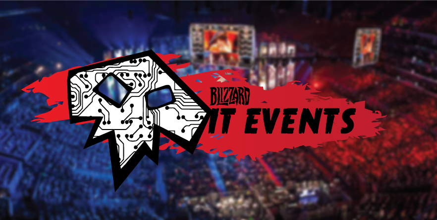 Blizzard IT EVENTS Logo